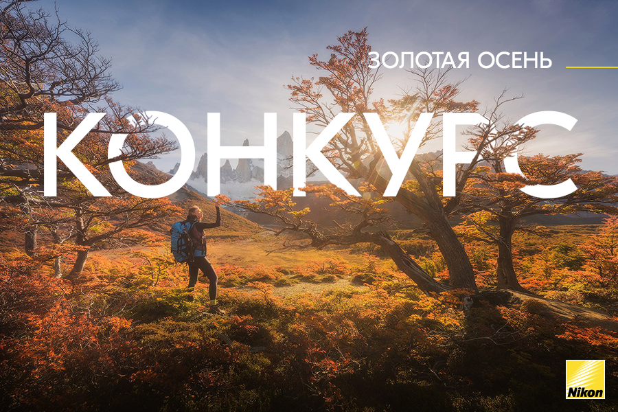 КОНКУРС. Золотая осень