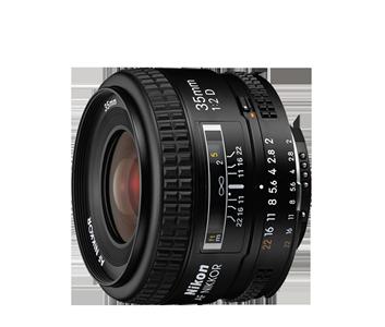 AF Nikkor 35mm f/2D