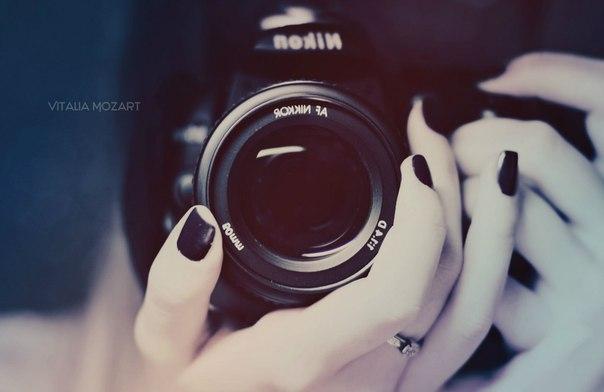 Камера под девкой