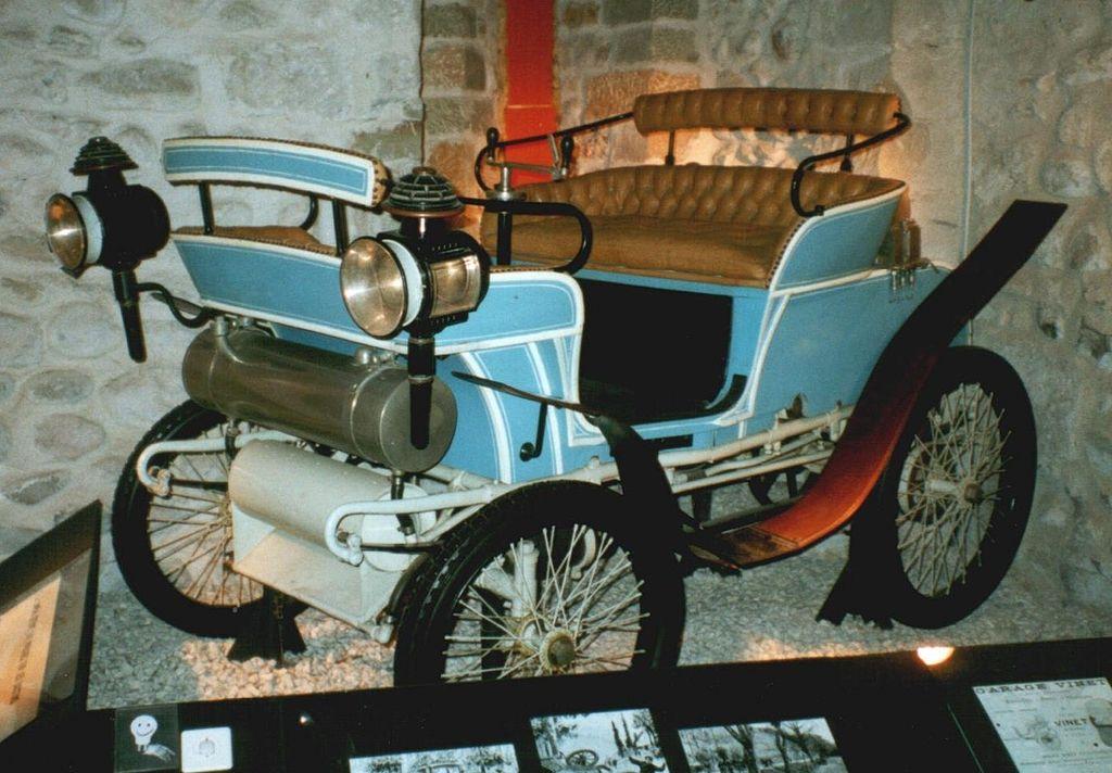 Автомобиль Egg & Egli (также известен как Egg, Excelsior, Moser и Semag). Выпускался в 1896-1919 гг. в Цюрихе