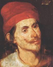Онофрио Полумбо (?). Портрет Мазаньелло