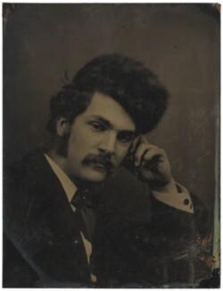 Фрэнк Майлз. Даггеротип 1870-х гг.