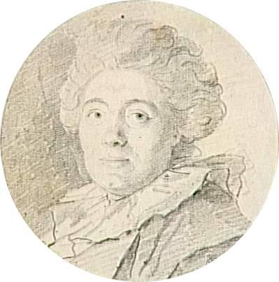 Жан Оноре Фрагонар. Портрет жены. 1786-87