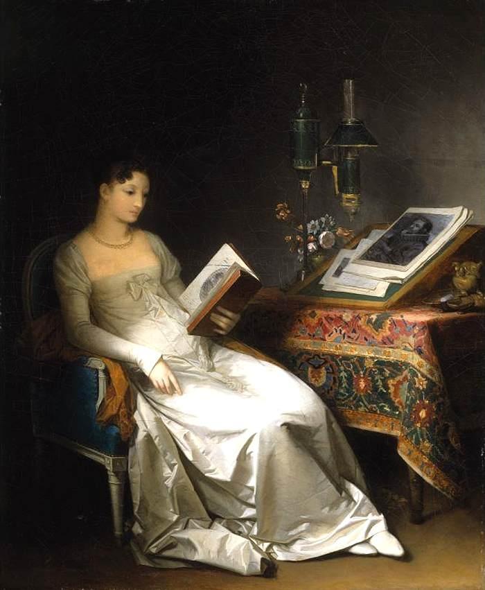 Маргарита Жерар. Чтение