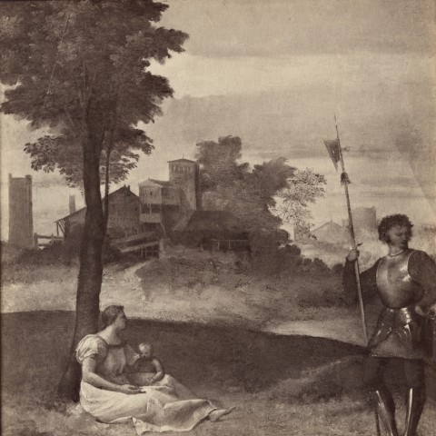 Себастьяно дель Пьомбо. Аллегория. 1508(?)
