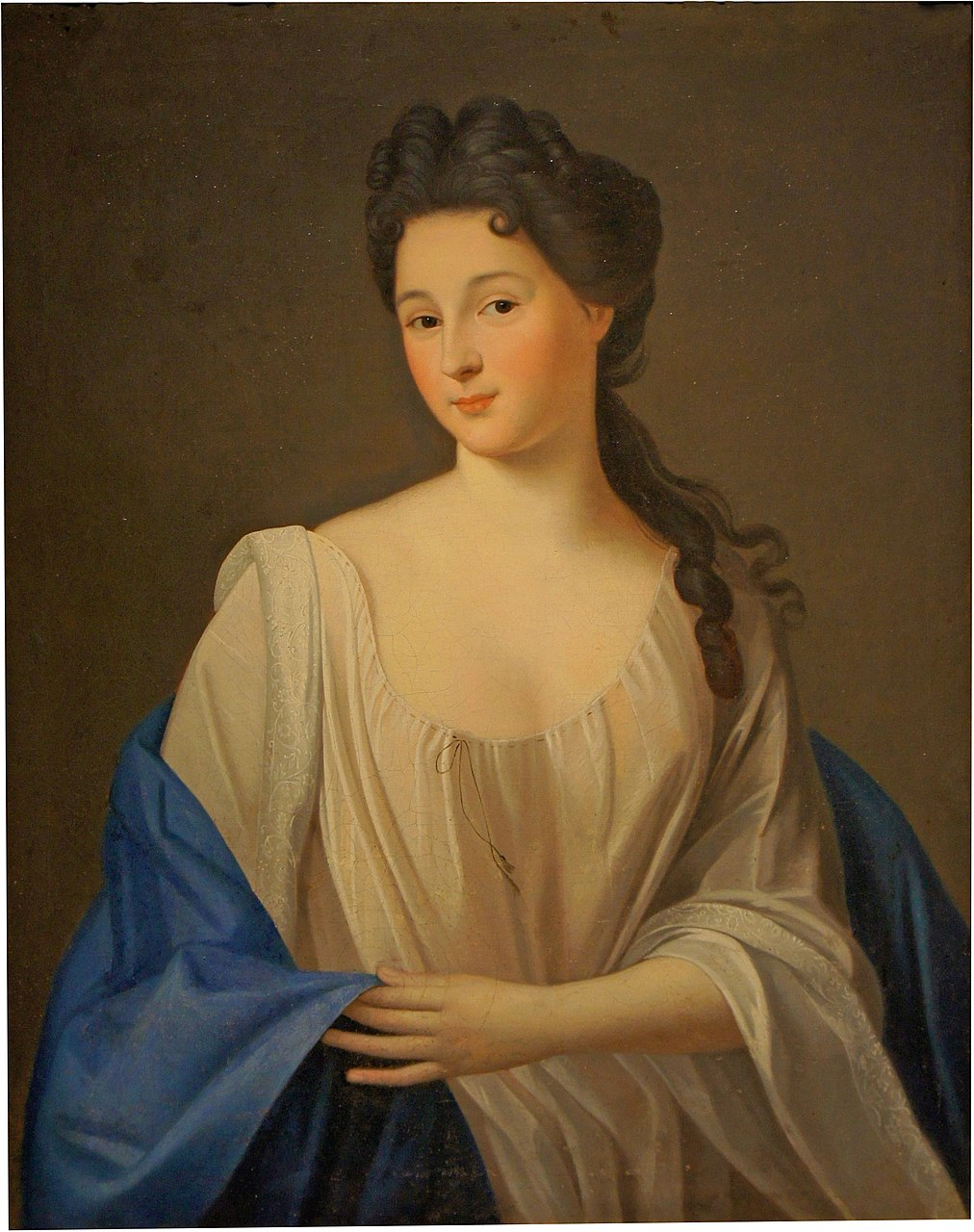 Неизвестный художник. Адриенна Лекуврер. Ок.1725