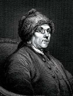 Бенджамин Франклин во Франции