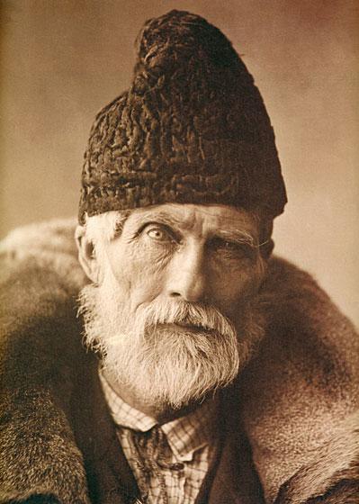Иван Яковлевич Шаляпин, отец Федора Шаляпина