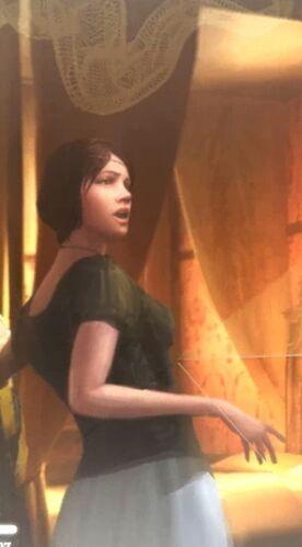 Карлотта Моро, героиня компьютерной игры Assassin's Creed II