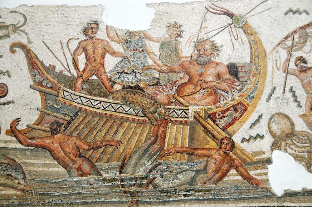 Дионис и Тирренское морские разбойники