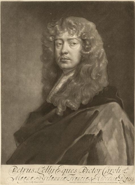 Питер Лели в 1684 году