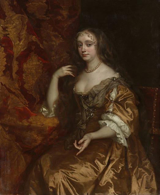Питер Лели. Портрет Энн Хайд, герцогини Йоркской. ок.1662-65