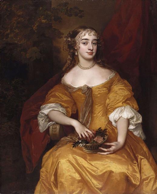 Питер Лели. Портрет Маргарет Брук, леди Дэнхем. 1663-65