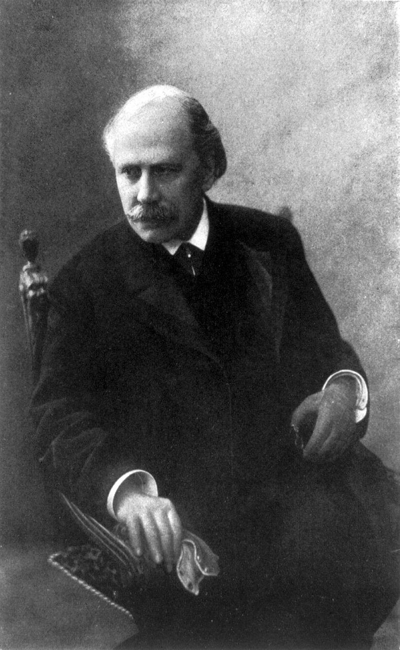 Жюль Массне. Фотография 1910 г.