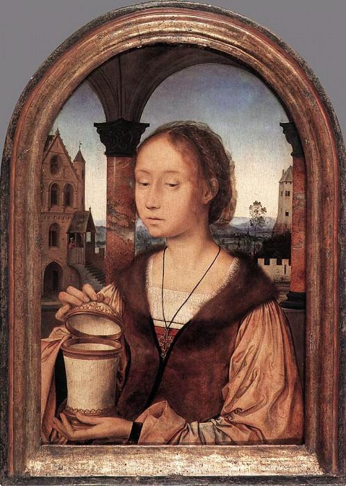 Квентин Массейс. Св. Мария Магдалина. Ок.1525