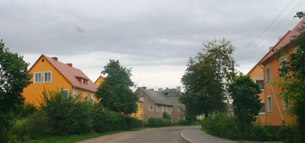 городок 1