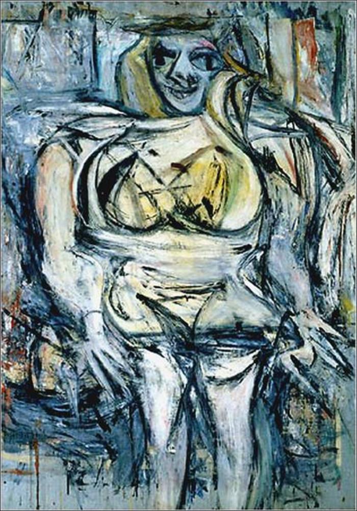 Woman III' by Willem de Kooning $156.5 Million