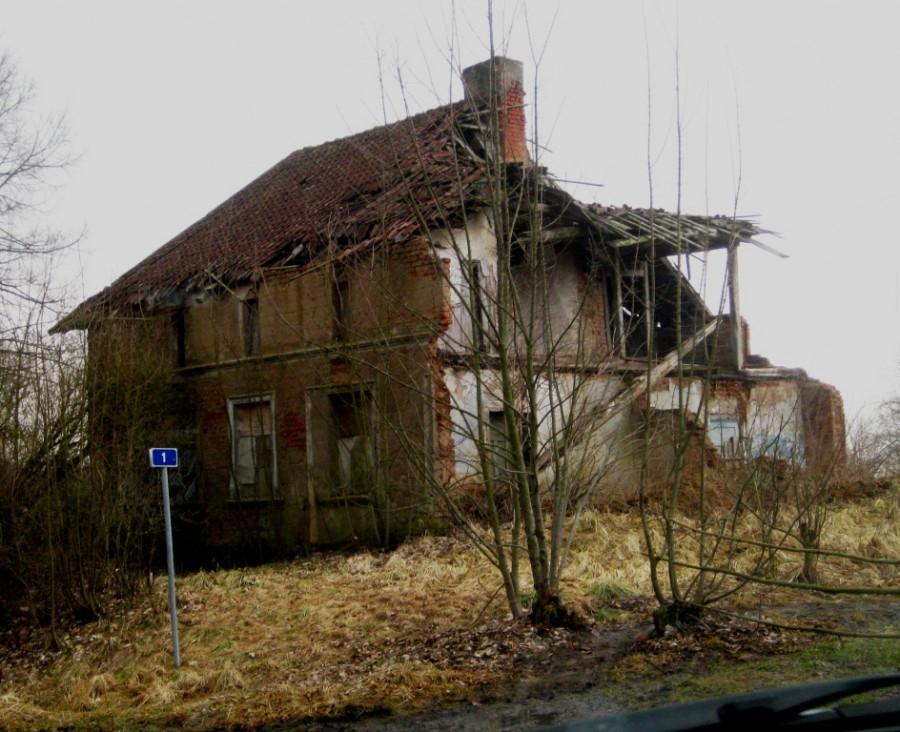 домик у дороги