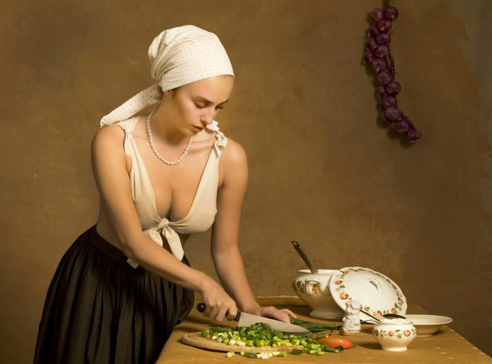 жижистка на кухне