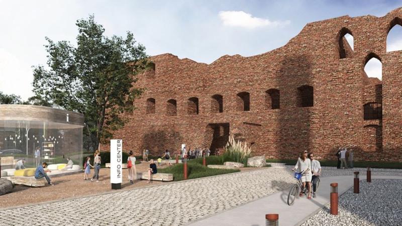 крепость рагнииит