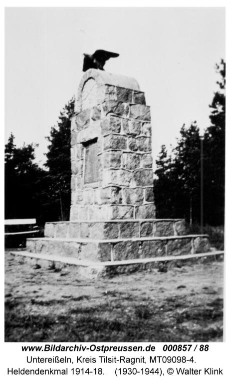 ID000857-88-Untereisseln_Heldendenkmal_1914-1918