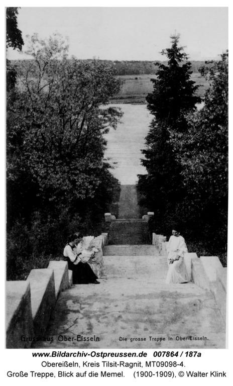 ID007864-187a-Ober-Eisseln_Gr-Treppen-abwaerts_1909