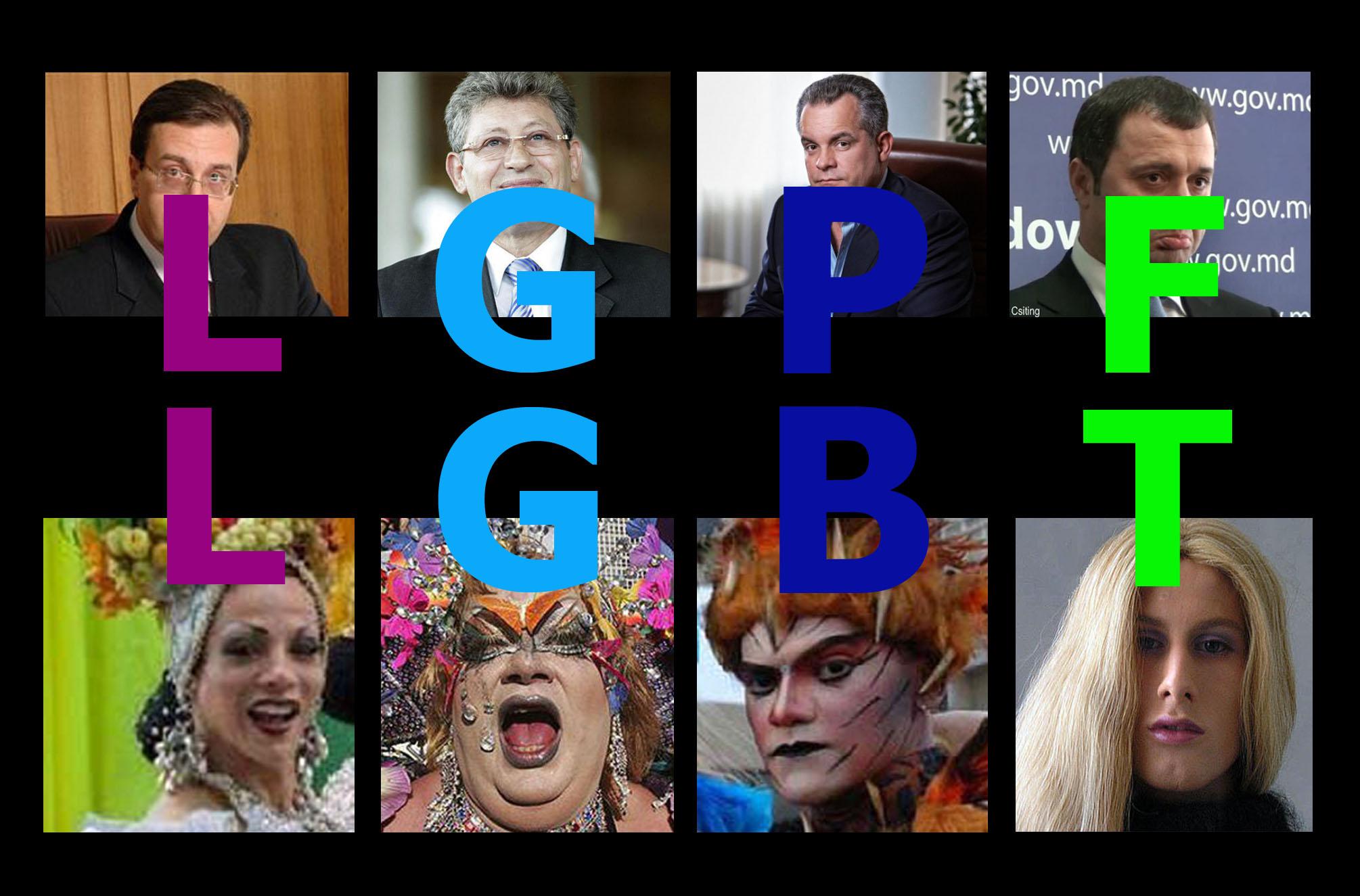 LGBT=LGPF