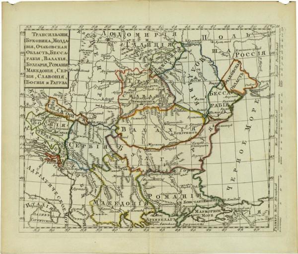 карта Р