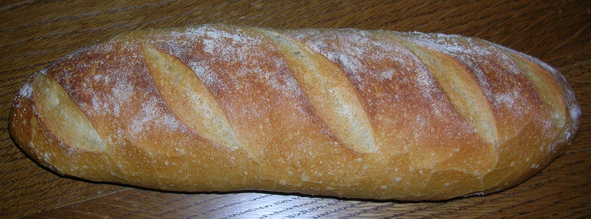 Французский багет рецепт с фото