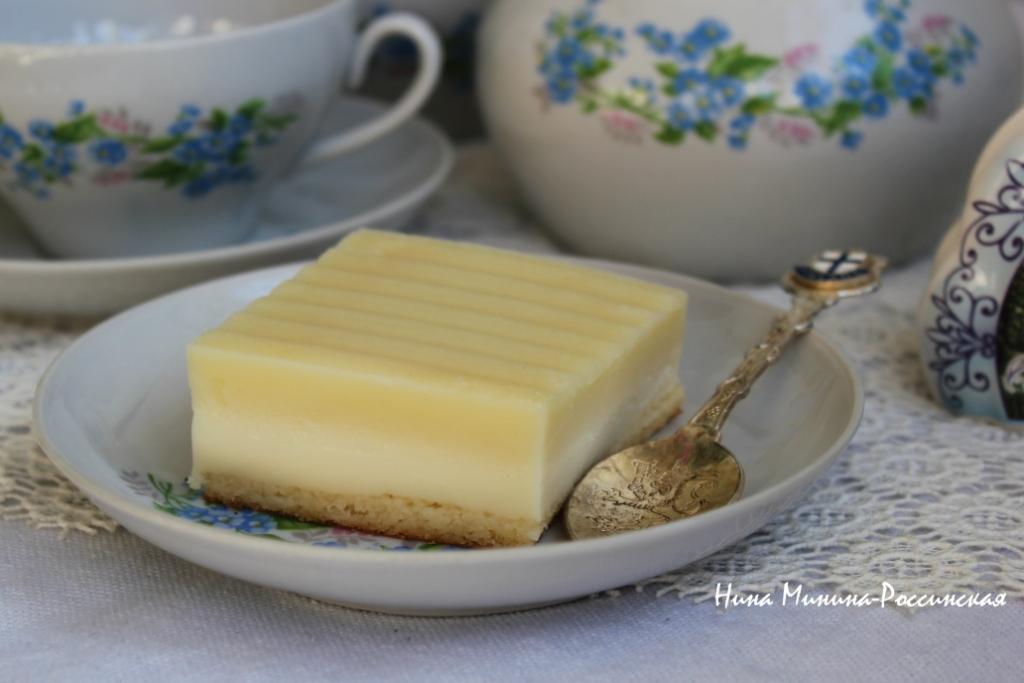 умное пирожное минина-россинская