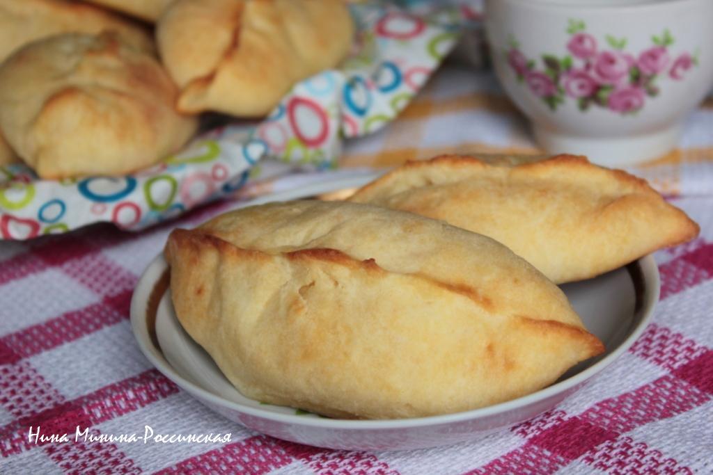 творожные пирожки Минина-Россинская
