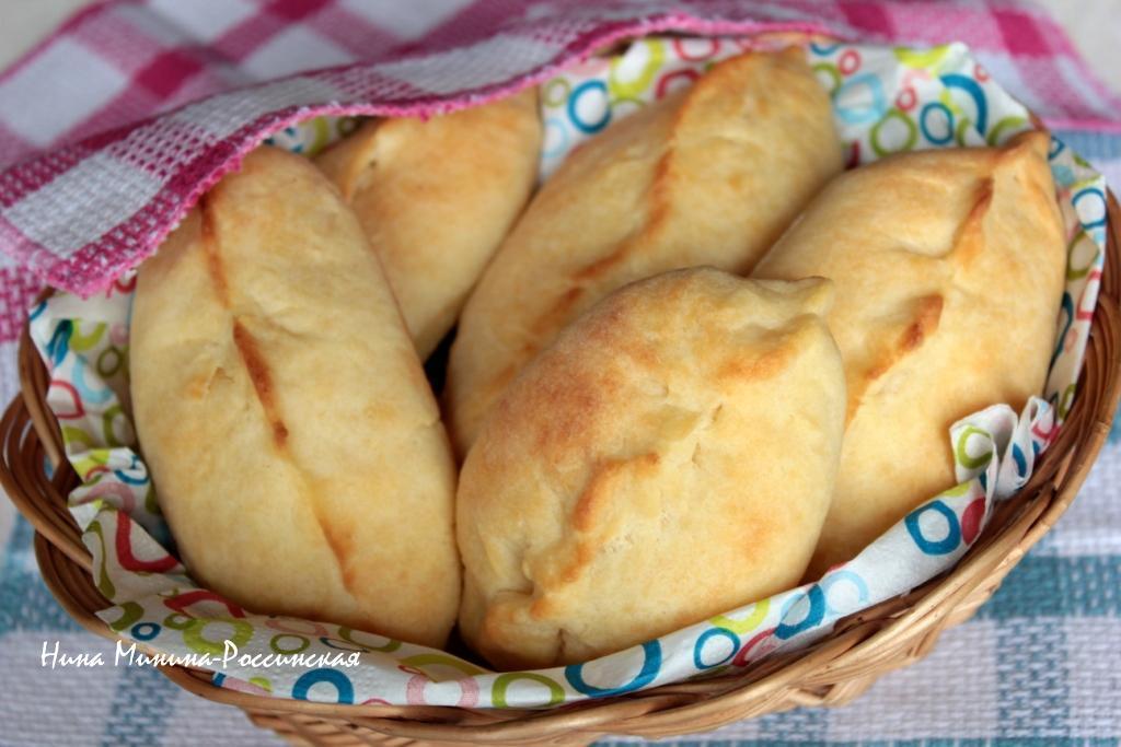 все творожные пирожки Минина-Россинская