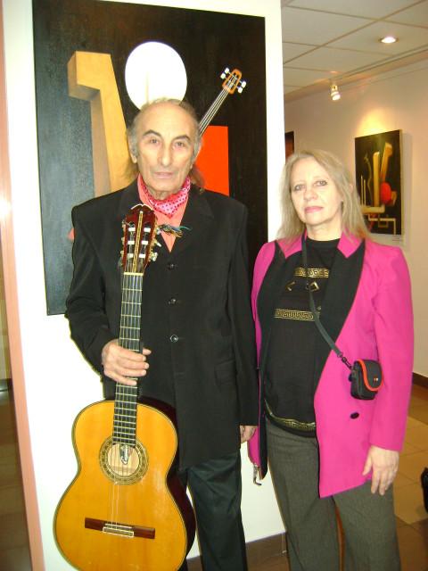 Артист анатолий шамардин и поэтесса