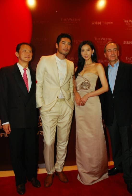 Godfrey Gao 3