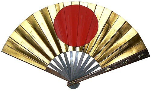 японс. веер