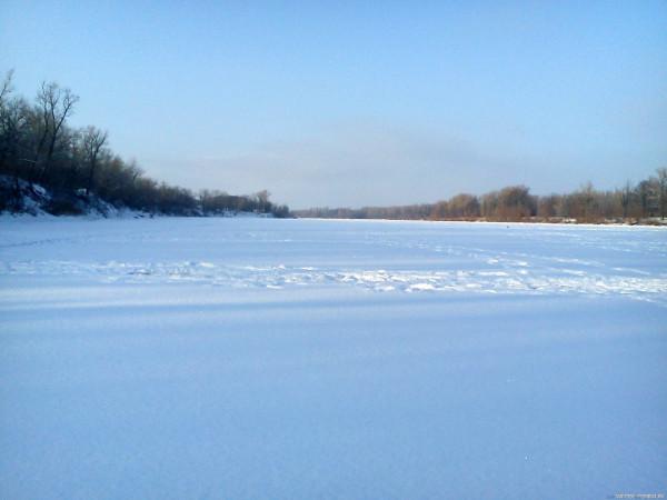 зимн. озеро