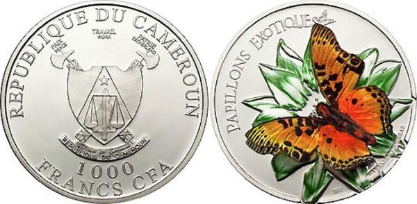 деньги бабочки