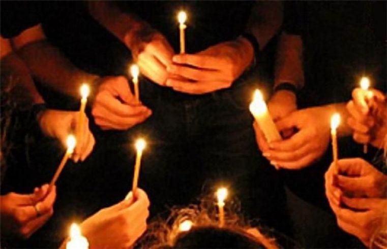 помин. свечи