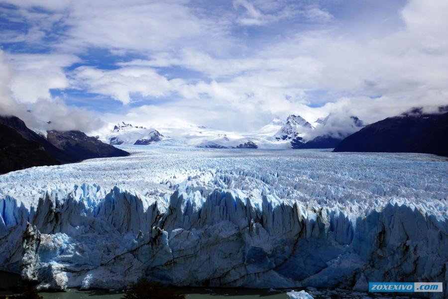 Красивейший ледник Перито-Морено