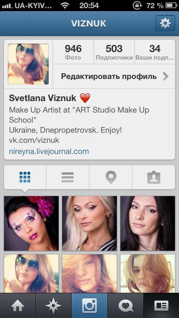 Instagram - viznuk