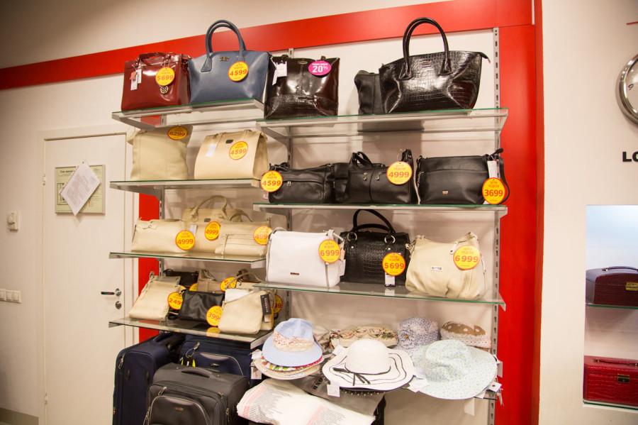 Коллекция сумок lady redmond