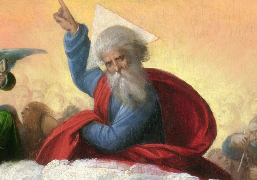 Гарофало - Святое Семейство со святыми. Деталь 2..jpg