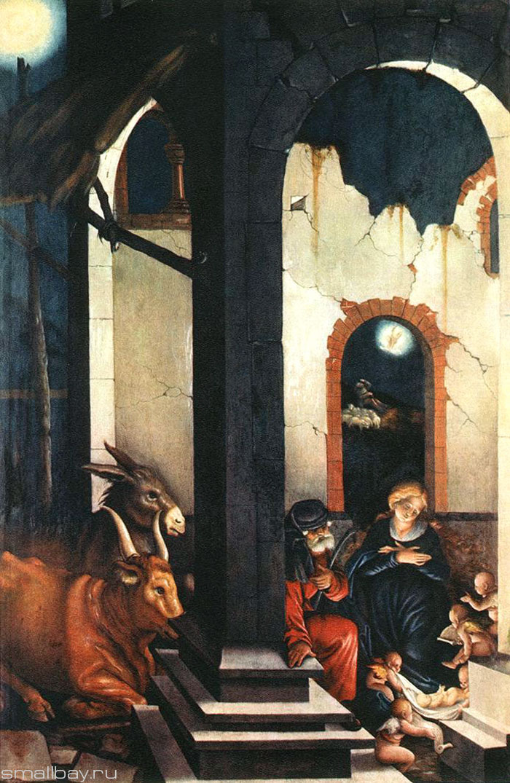 Ганс Бальдунг Рождество Христово 1520.jpg
