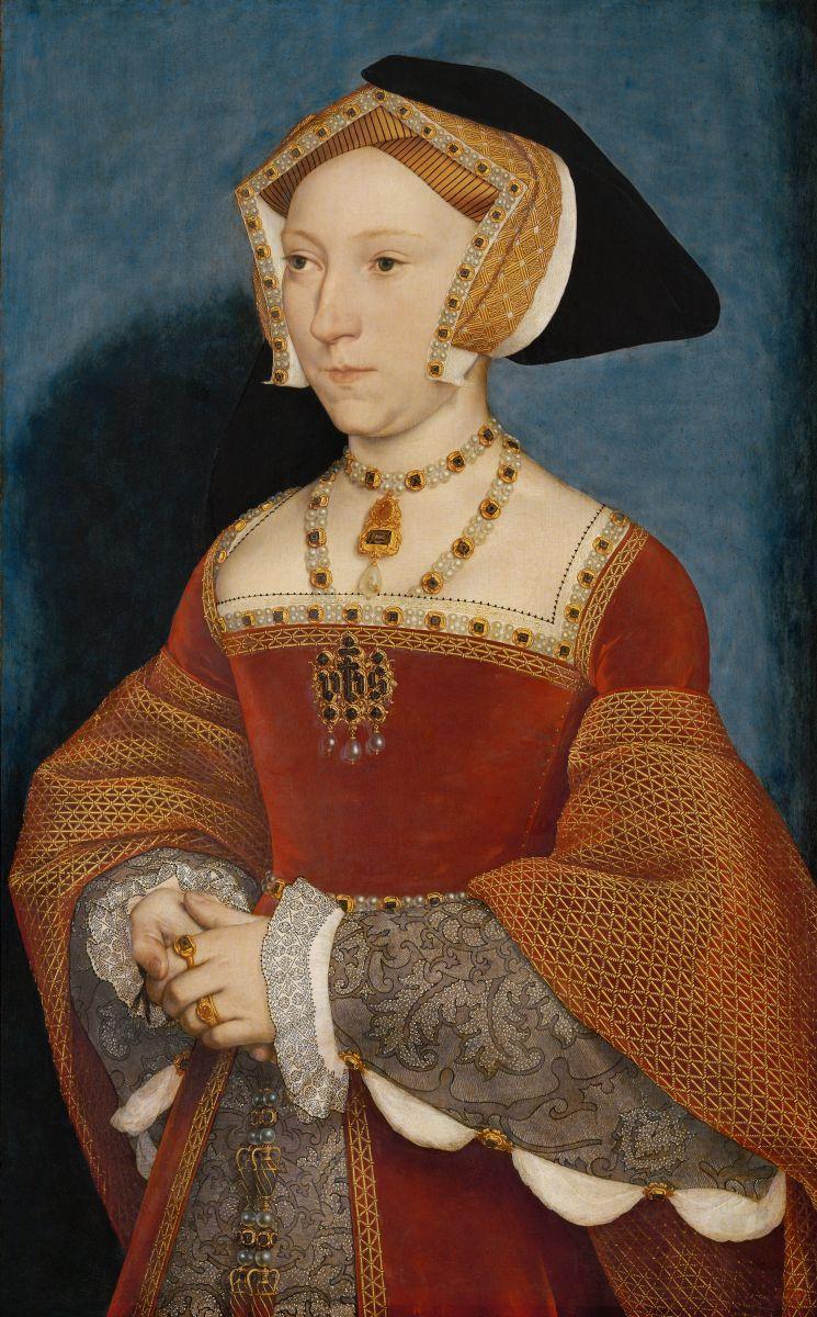 Ганс Холбейн Джейн Сеймур королева Англии 1536.jpg