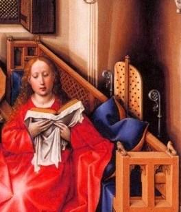 Робер Кампен Алтарь Мероде 1427 Деталь 1..jpg