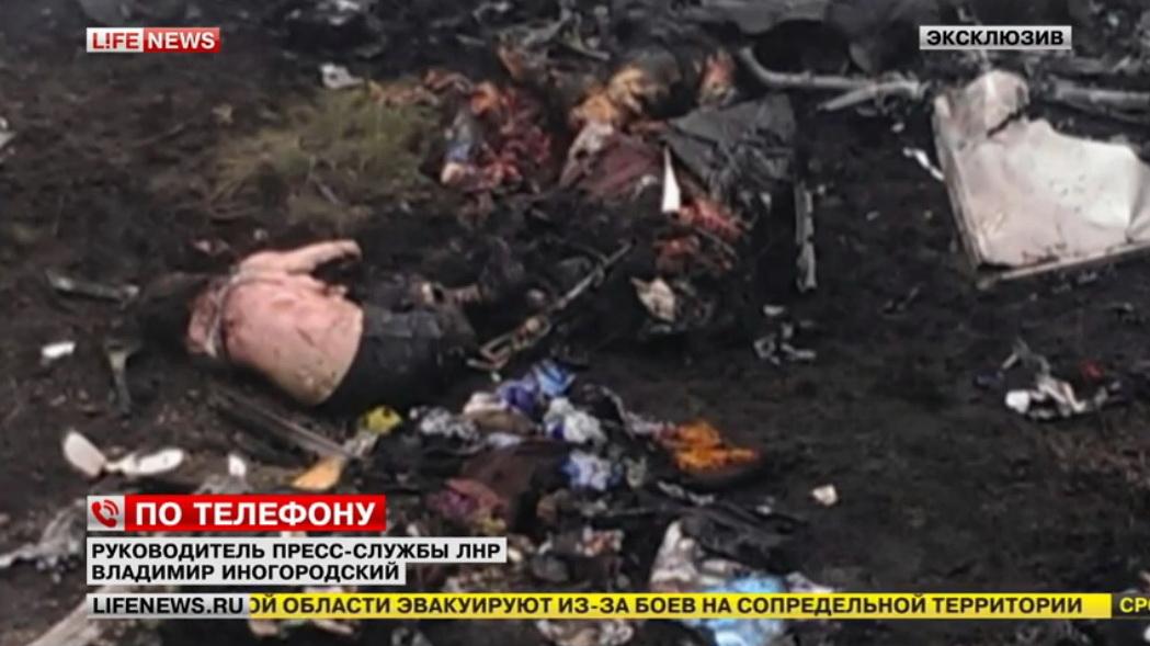 украинские ввс сбили малазийский боинг
