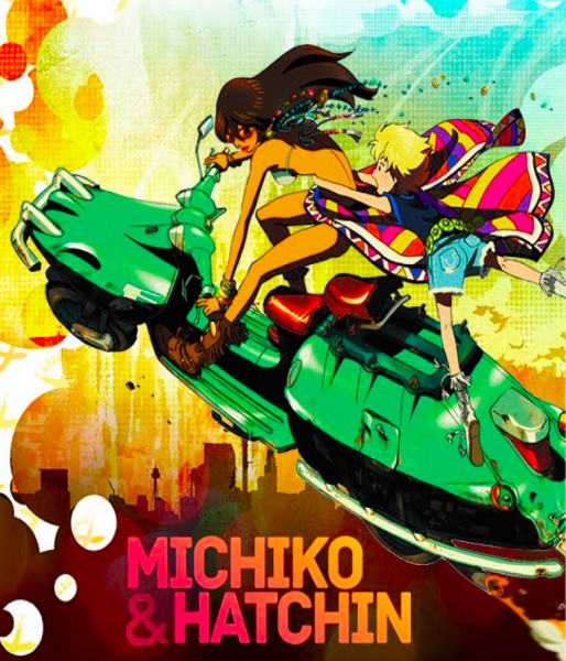 michiko to hatchin ipad