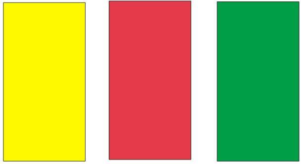 красный желтый зеленый флаг