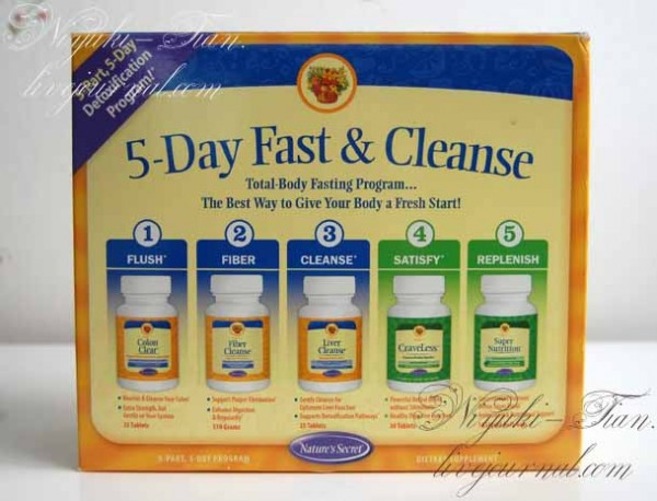 Nature's Secret, 5-Day Fast & Cleanse