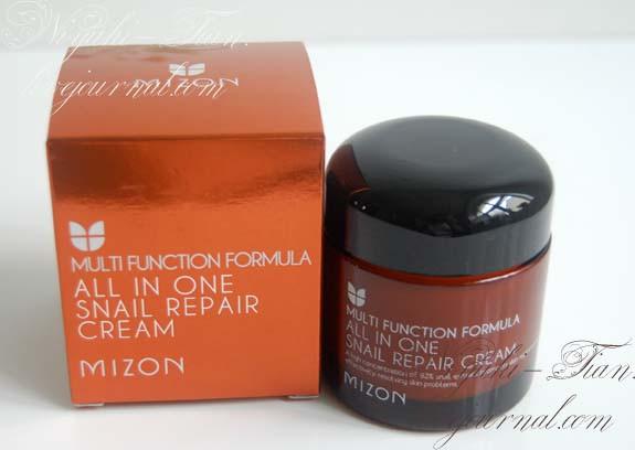 Mizon Multi function Formula Snail Repair Сream